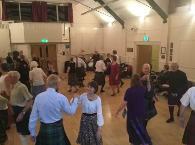 November 2019 BS&RC Carnforth Dance